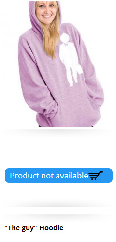 """Image saying """"products not available"""